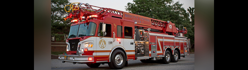Fire Department Truck Municipal Leasing