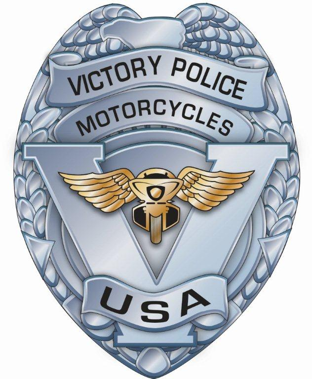 Victory Police Motercycles USA
